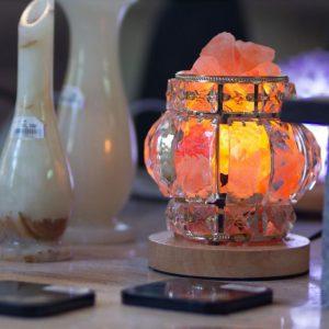 ソルトランプ(岩塩ランプ)